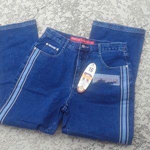 Revolt jeans plus size 16 NWT